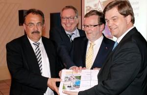 Über 6000 Unterschriften für das Ja zur Trierer Nord- und Westumfahrung.