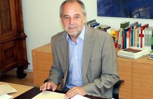 Triers Oberbürgermeister Klaus Jensen (SPD).