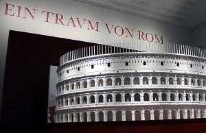 """Noch bis zum 28. September - """"Ein Traum von Rom""""."""
