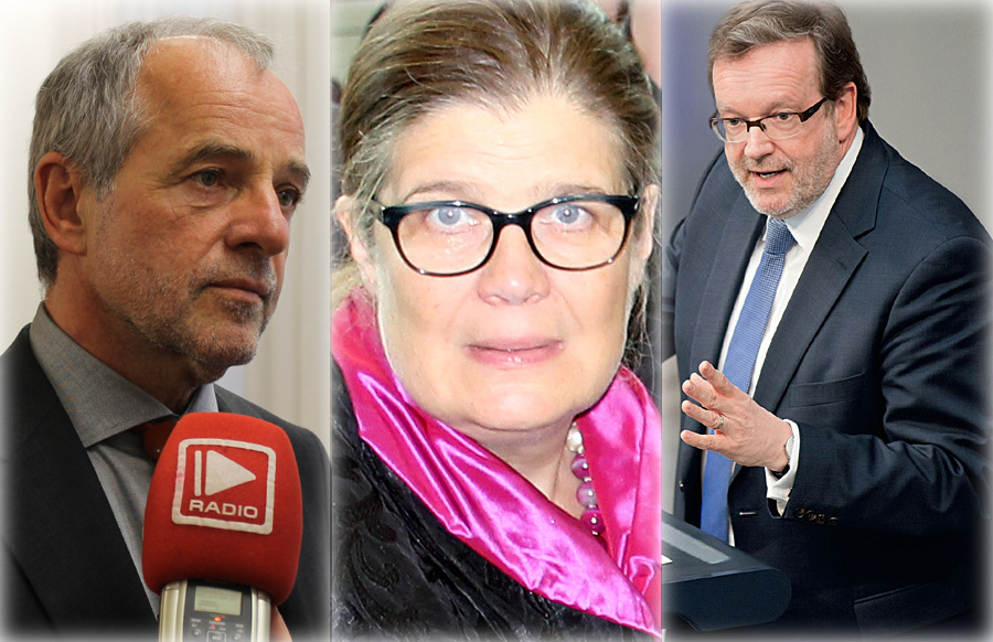 Klaus Jensen faltete seine Stellvertreterin zusammen. CDU-Chef Kaster will trotz Birk das schwarz-grüne Bündnis durchbringen.