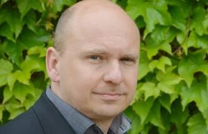 Ortsvorsteher Dominik Heinrich (Grüne) ist ein Befürworter des Egebert-Neubaus im Gartenfeld.