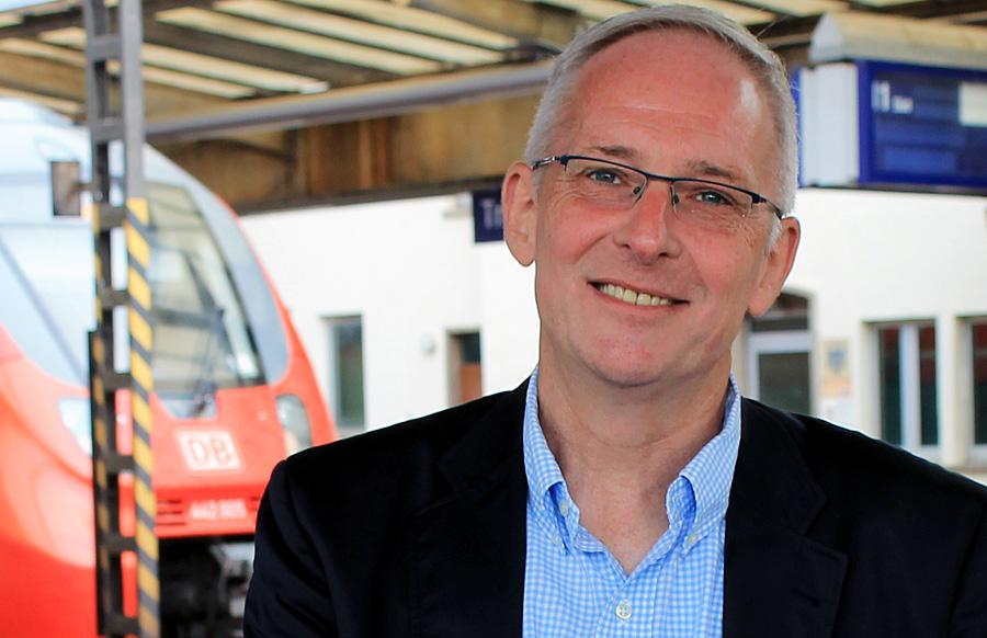 Wolfram Leibe wird als Nachfolger von Klaus Jensen neuer Oberbürgermeister von Trier.