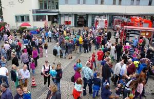 Die Wache am Barbara-Uher kann die Sicherheit der gesamten Trierer Bevölkerung nicht mehr gewährleisten.