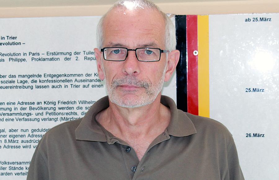Er fordert die Stadt auf, ihren Pflichten nachzukommen: Ralph Borschel, der Direktor des HGT.