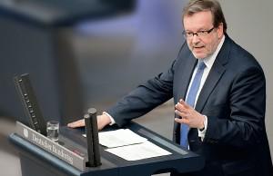 Tritt im kommenden Jahr als Trierer Parteichef ab: Bernhard Kaster.