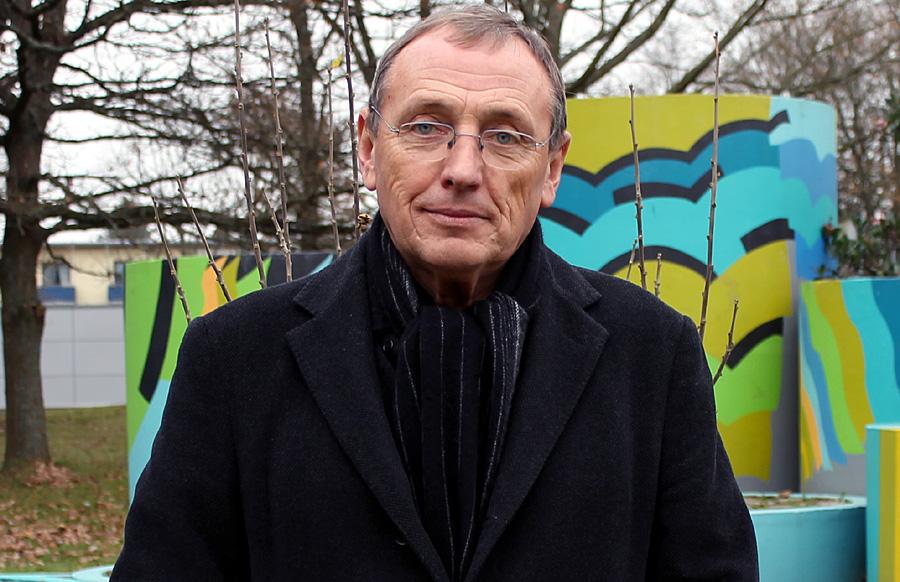Der Trierer Soziologe Professor Dr. Waldemar Vogelgesang.