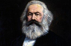 Karl Marx wurde 1818 in Trier geboren und starb 1883 in London. Emil Dreyer; Porträt Karl Marx; um 1900-1920; Dauerleihgabe der Friedrich-Ebert-Stiftung im Stadtmuseum Simeonstift Trier.