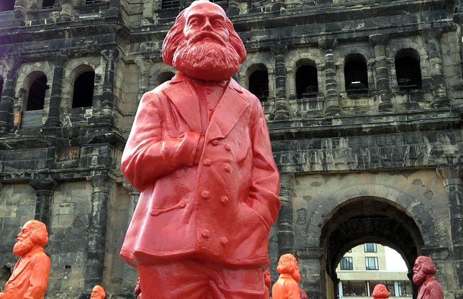 """Am kommenden Montag wird die Kooperations-Vereinbarung zu """"Karl Marx 2018"""" im Karl-Marx-Haus unterzeichnet."""