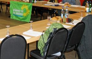 Posten halten, Posten besetzen - auch die Grünen sind längst da angekommen.