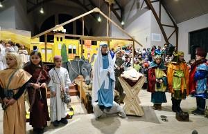 """Ausgezeichnet - die """"3. Trierer Kinderweihnacht"""". Foto: Bistum Trier"""