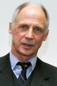Prof. Dr. Wolfgang Klooß.