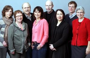 Das Team der Lebensberatung. Foto: Bistum Trier