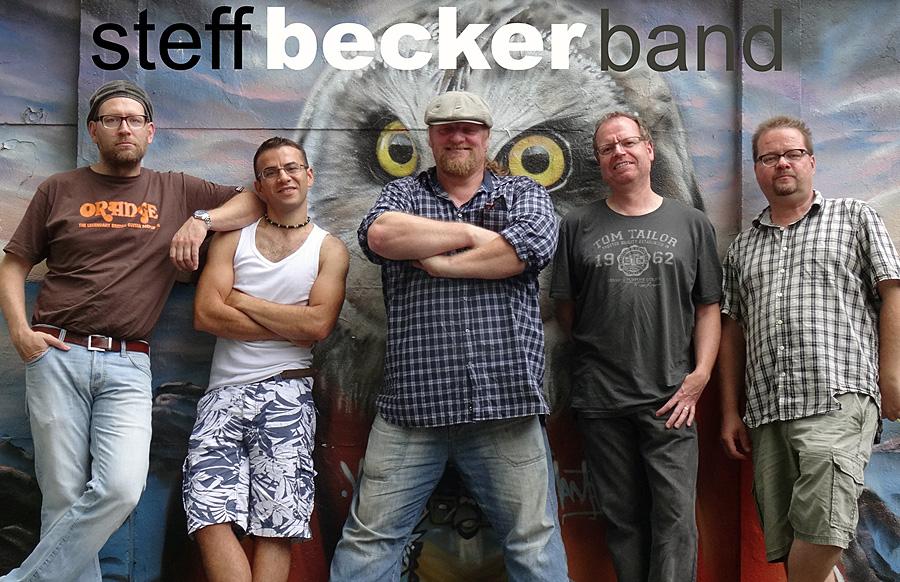 Back to the roots: Steff Becker spielt mit seiner Band am 8. Juli im Brunnenhof.