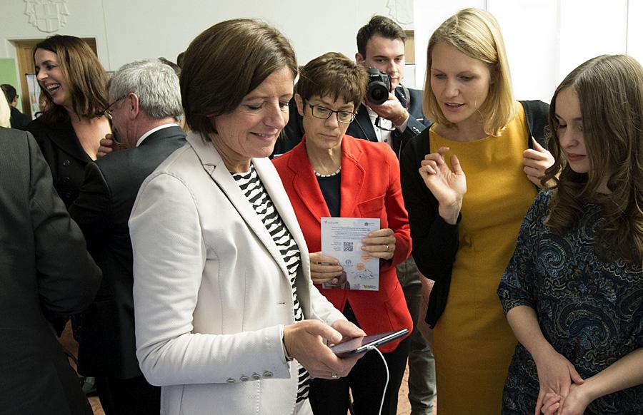 Bis Dezember 2014 hatte Rheinland-Pfalz die Präsidentschaft in der Großregion inne. Foto: Pulkowski / Stkz