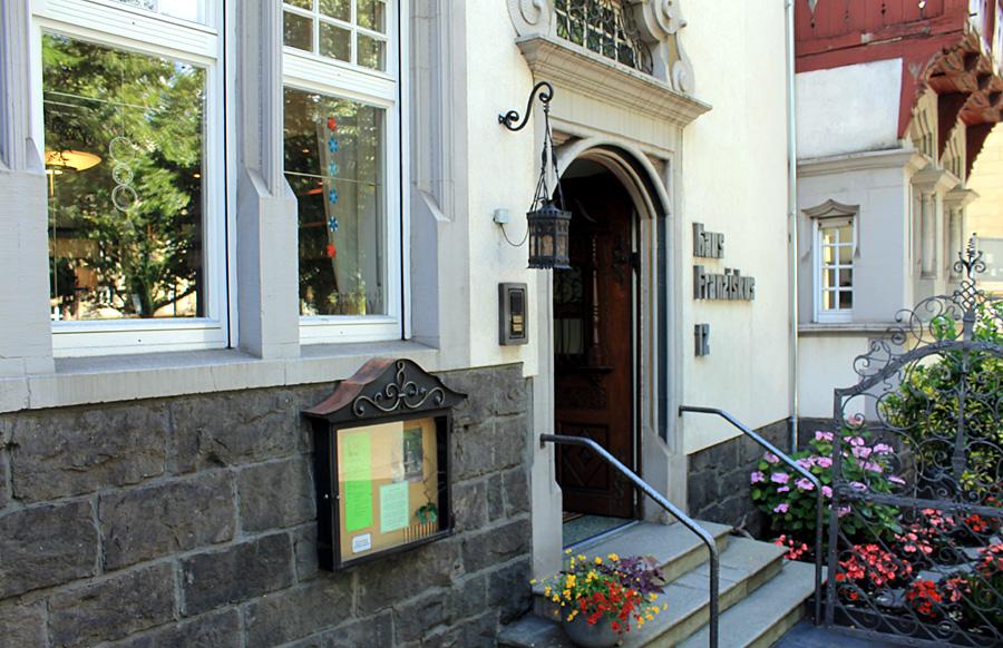 Für das Haus Franziskus ergibt sich durch den Einzug des Senirorenbüros eine neue Perspektive.