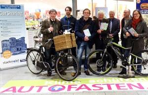 Im vergangenen Jahr beteiligten sich 1.996 Menschen am Autofasten. Foto: Bistum Trier
