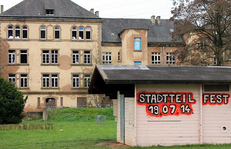 """Eine neue Stabsstelle soll die Projekte in der """"Sozialen Stadt"""" nun koordinieren - vor allem in Trier-West."""
