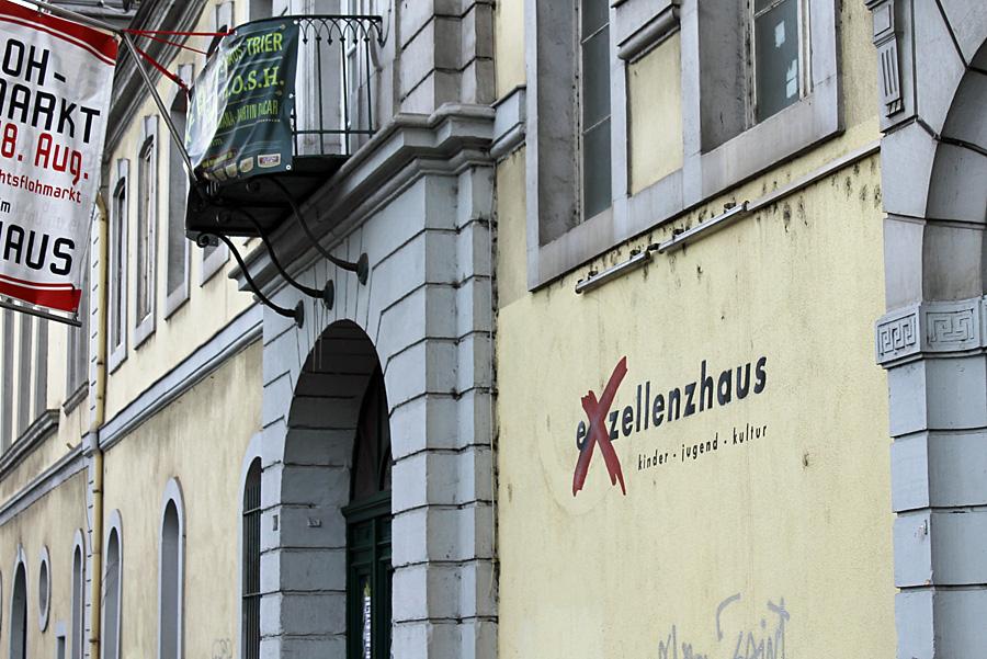 Kein Geld aus Mainz für die Sanierung des Exhauses - das kritisiert die Junge Union.