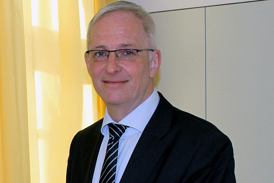 Zieht die Sanierung des Exhauses auch ohne die Mainzer Unterstützung durch: Oberbürgermeister Wolfram Leibe (SPD).