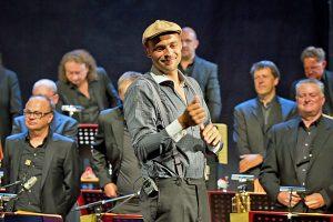 Ein Top Act unter vielen Highlights: Das Konzert von Max Mutzke mit der SWR Big Band. Foto: Imagebox
