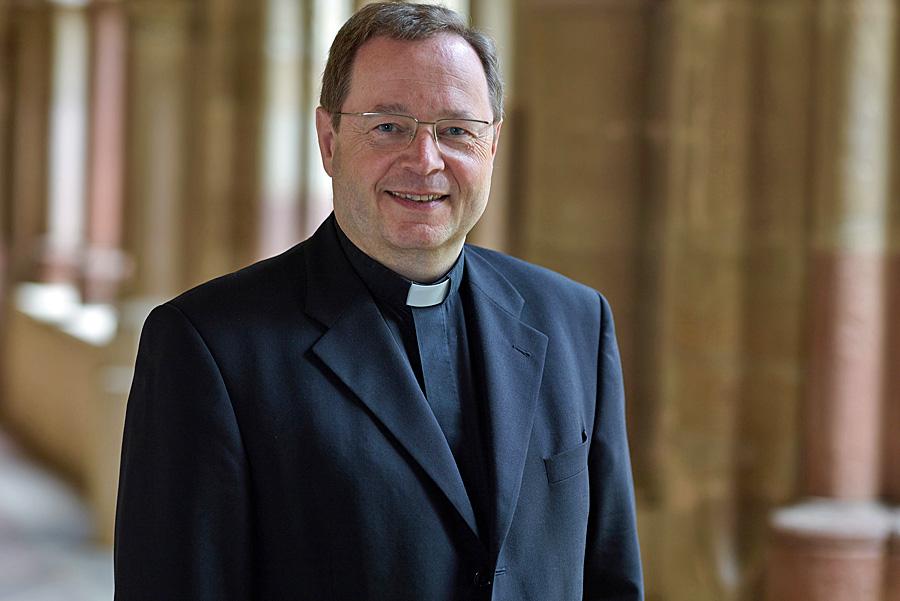 Georg Bätzing ist neuer Bischof von Limburg. Foto: Bistum Trier