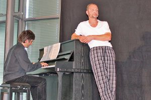 Spielt auf Zeit, während das Rathaus unter Zeitdruck steht: Karl Sibelius.