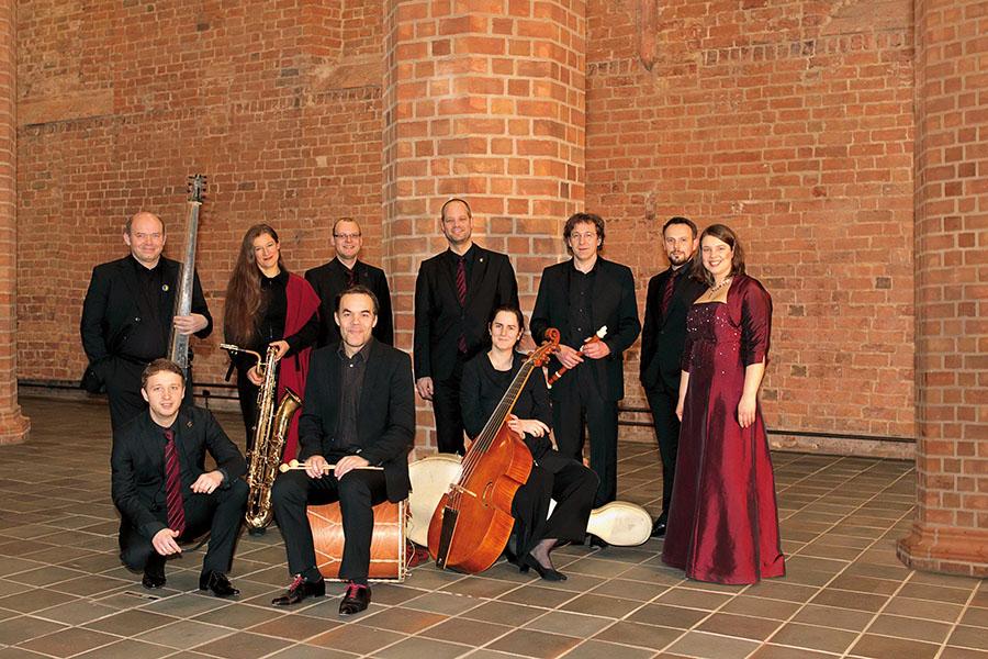 Die Lautten Compagney und das Calmus Ensemble. Foto: Ida Zenna