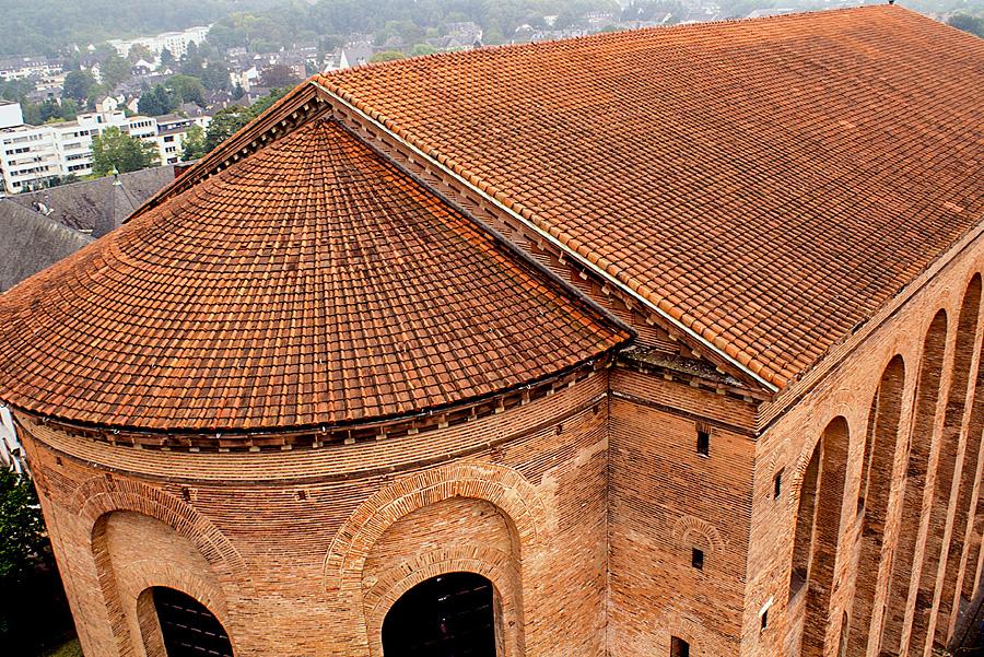 """Auch die Konstantin-Basilika gehört zu den """"Großen Sechs"""". Foto: ttm"""