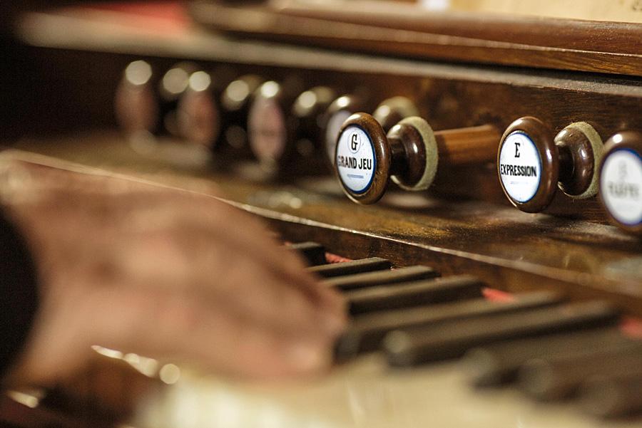 """""""Spectrum Clavier"""" heißt es vom 22. bis zum 25. September in der Trierer Welschnonnenkirche. Foto: Arthur Feller"""