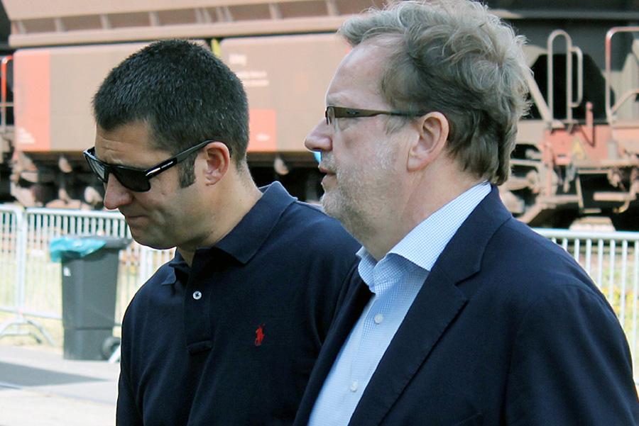 Auch Max Monzel, hier mit Ex-Parteichef Bernhard Kaster, gab Köhler einen Korb.