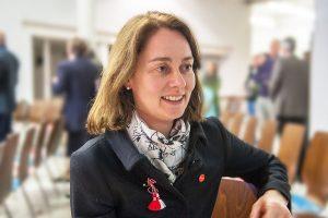 SPD-Generalsekretärin Katarina Barley.