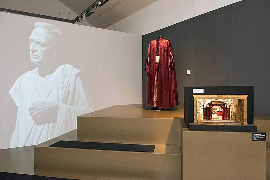 Die Nero-Ausstellung ging am Sonntag zu Ende. Foto: Rolf Lorig