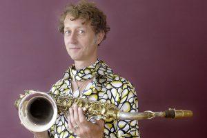 Stephan-Max Wirth spielt in der TuFa. Foto: Veranstalter