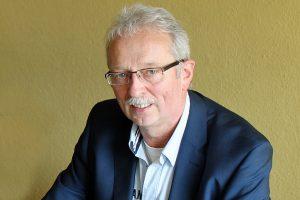 AfD-Chef Michael Frisch.