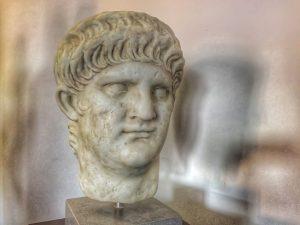 Um ihn drehte sich in den letzten Monaten die Trierer Welt: Kaiser Nero