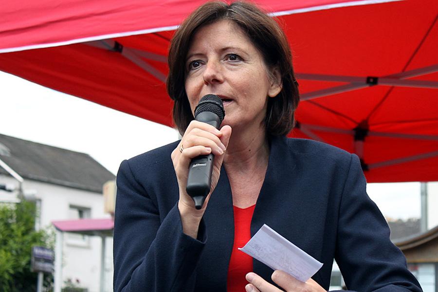 Ministerpräsidentin Malu Dreyer (SPD).