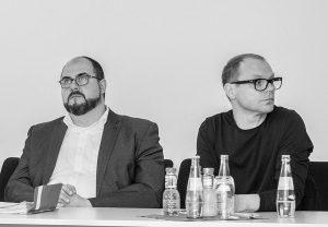 Wie geht es weiter mit dem Theater, wenn am Montag nach Intendant Karl Sibelius mit Thomas Egger auch der zweite Hauptverantwortliche für die Krise Geschichte ist? Foto: Rolf Lorig