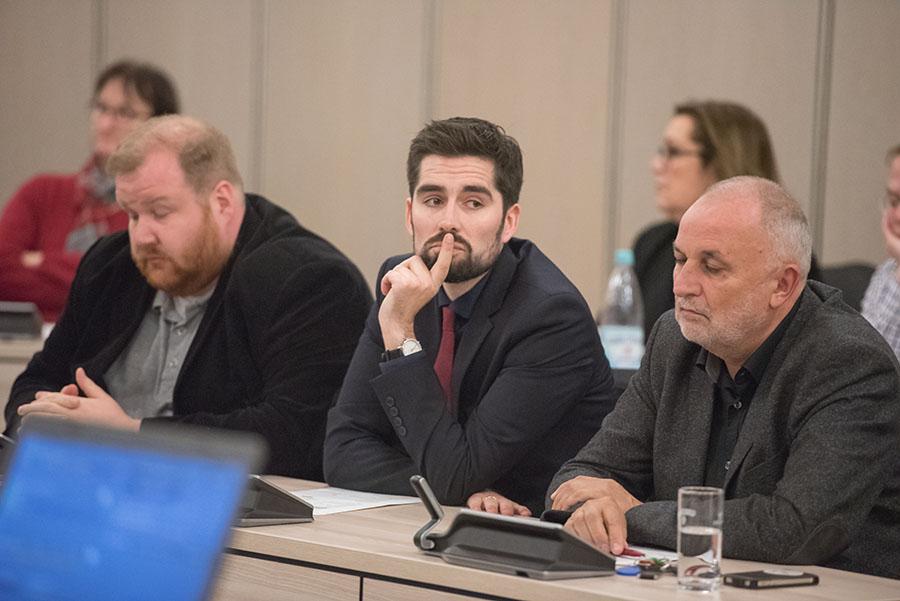 Die SPD hatte den Antrag gegen den eigenen Dezernenten eingebracht. Foto: Rolf Lorig