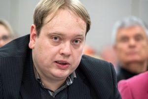 Fordert die Abschaffung des Kulturausschusses: Tobias Schneider. Foto: Rolf Lorig