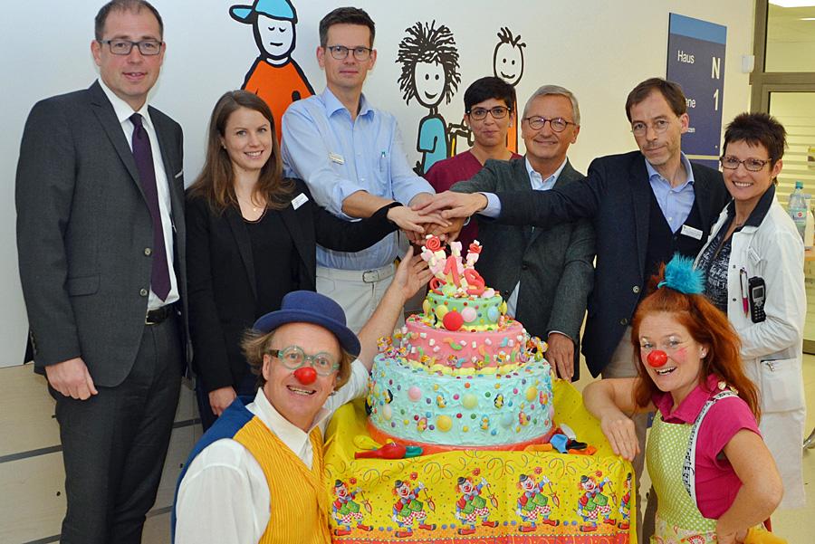 Geburtstag party trier