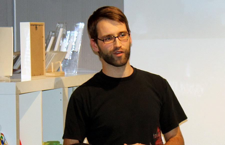 Peter Hoffmann von den Grünen war während der Abstimmung im Egger-Ausschuss telefonieren.