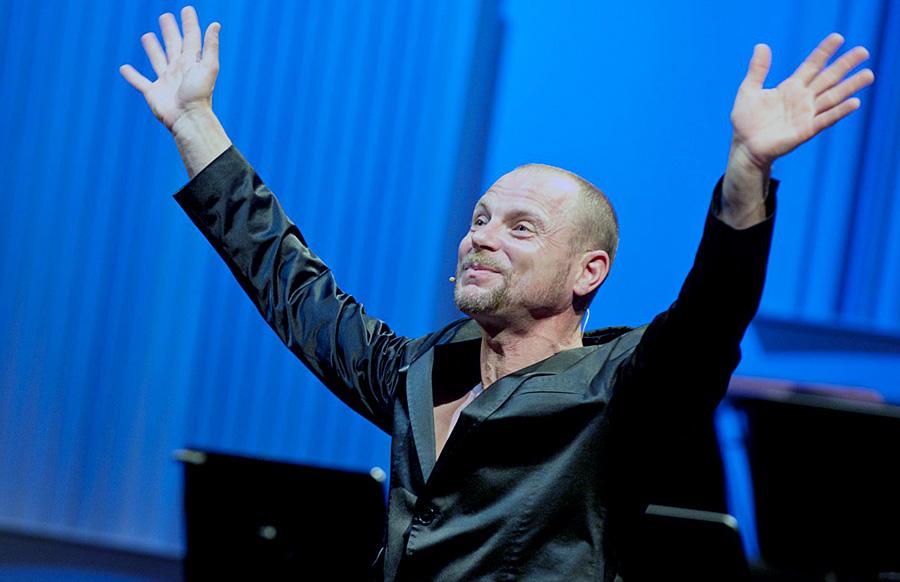 Er kommt nicht nach Trier, um es allen recht zu machen: Karl M. Sibelius.