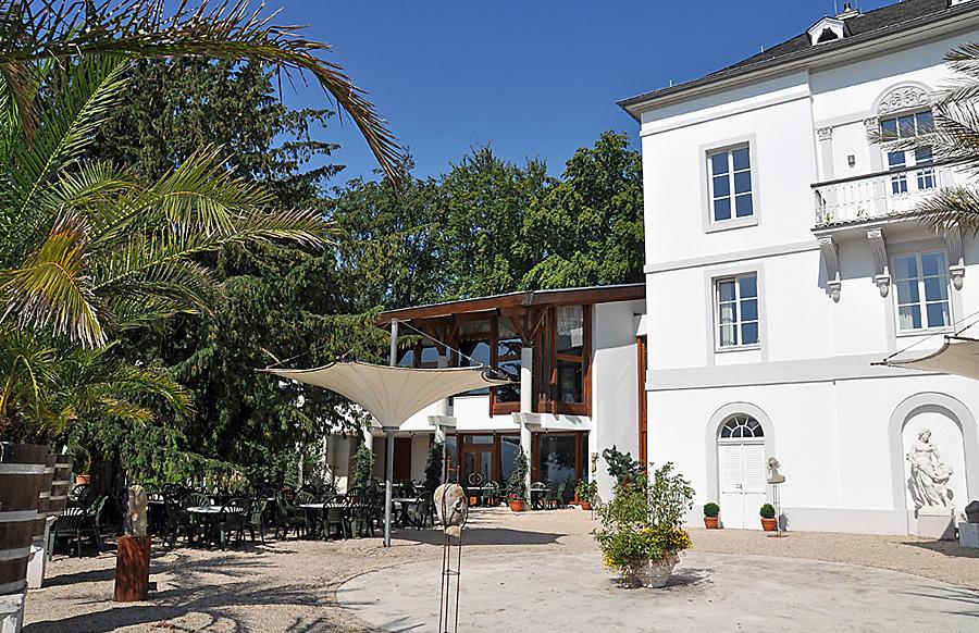 Zum Jahresende wird der Gastronomie-Betrieb auf dem Weißhaus vorläufig eingestellt. Foto: Weißhaus