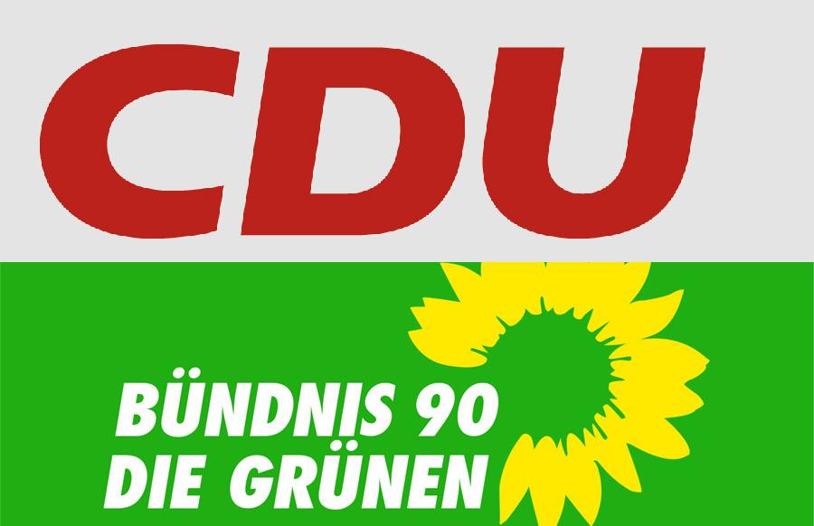 Ja oder nein? Die Grünen stimmen heute über das Bündnis mit der CDU ab.