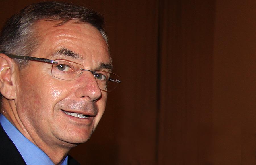 """""""Wir wollen keine Leuchttürme versprechen"""", sagt CDU-Fraktions-Chef Dr. Ulrich Dempfle über das schwarz-grüne Bündnis."""