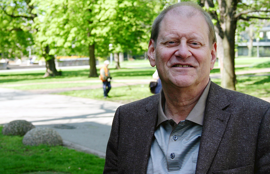 """""""Die Trierer CDU hat Fehler gemacht"""", sagt der Politikwissenschaftler Professor Oscar W. Gabriel."""