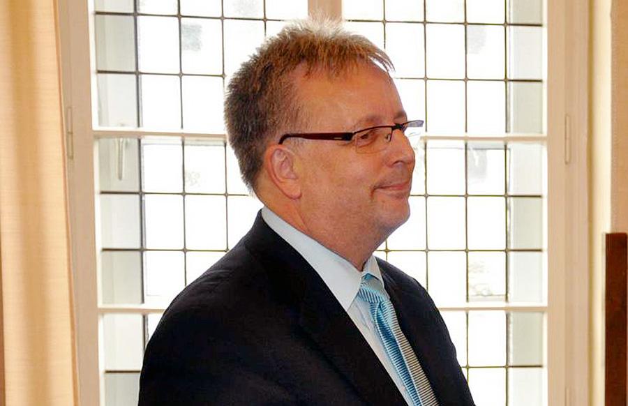 Was sich bereits abzeichnete, ist jetzt auch offiziell: Der Christdemokrat Andreas Ludwig ist der gemeinsamer Kandidat von CDU und Grünen. Foto: Stadt Bad Kreuznach