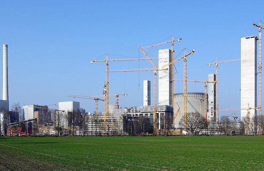 Die Grünen fordern der Ausstieg der Stadtwerke Trier in Hamm - zumindest aber mehr Transparenz seitens der SWT. Fotos: RWE