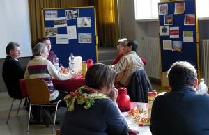 Über 30 Teilnehmer waren zum Studientag gekommen. Foto: Bistum