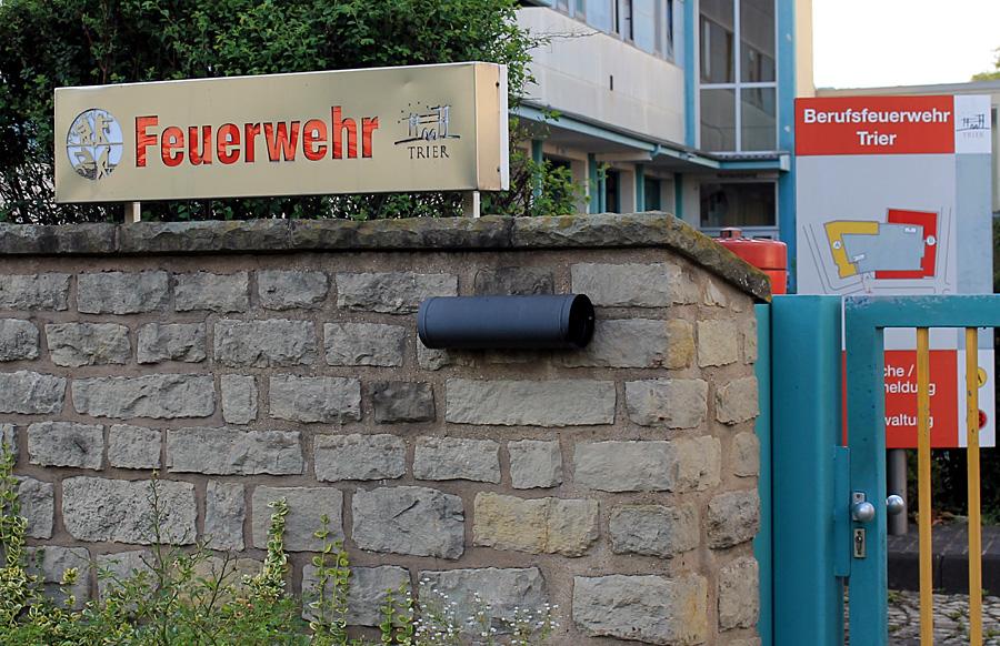 Wohin zieht die Trierer Berufsfeuerwehr? An die Spitzmühle oder doch auf das Gelände des ehemaligen Polizeipräsidiums?